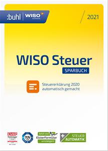 WISO Steuer-Sparbuch 2021 (für Steuerjahr 2020), Download (ESD), Windows