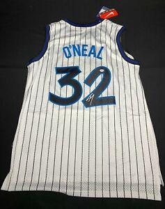 Shaquille O'Neal Signed Orlando Magic Jersey PSA 9A24451 Shaq