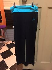 Roll Top Dance Pants AP16 Energeticks turquoise size adults small
