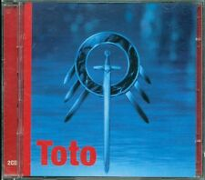 Toto - Flashback International Italy Press 2X Cd Ottimo Vg Spedizione in 48 H