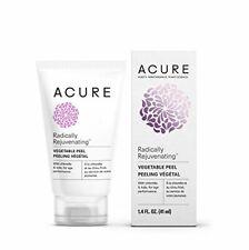 Acure Radically Rejuvenating Vegetable Peel, 1.4 Fluid Ounce (Packaging May V.