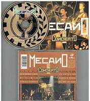 Mecano – En Concierto,CD, Album, Reissue,1998