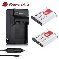NP-BG1 Type G Battery & Charger For Sony Cyber-shot DSC-H20 H3 H9 T100 W Series