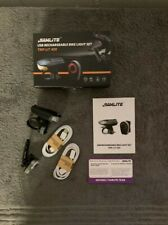Samlite Usb Rechargeable Bike Light Set Trip-Lit 400