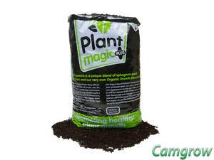 Plant Magic Plus - Supreme Organic Growth Soil 50L