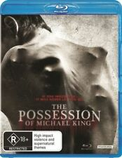 The Possession Of Michael King (Blu-ray, 2014)