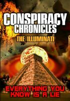 Conspiracy Chronicles: The Illuminati (2016) Documentary DVD