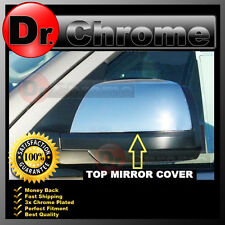 07-17 Toyota Tundra Triple Chrome plated HALF Mirror Cover Double Cab CrewMax 15