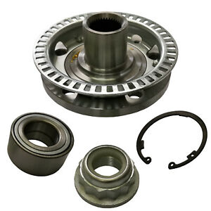 New Front Wheel Bearing Hub Assembly Set Fit 99 - 05 Beetle