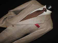 Hickey Freeman men's Silk, Linen & Wool sports jacket size 44 R