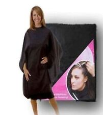 BLACK HAIRDRESSERS/BARBERS CUTTING CAPE GOWN SMOCK MOBILE HAIRDRESSING SALON