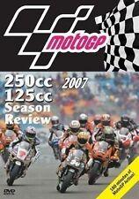 MotoGP - 2007 250cc / 125cc Season Review (DVD, 2007) (D98)