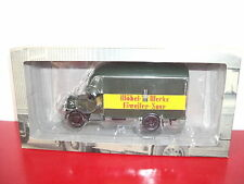 OPEL BLITZ Fourgon Meubles camions d'autrefois 1/43 altaya