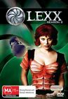 LEXX SEASON 2 COMPLETE 5DVD SET + BONUS FEATURES! BRAND NEW FREE POST! SCI FI