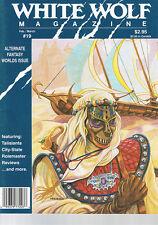 White Wolf Magazine Nr. 19 SC