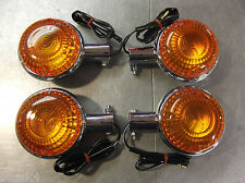 YAMAHA XV535 XV 535 VIRAGO INDICATOR SET OF 4 DIRECT REPLACEMENT FOR GENUINE