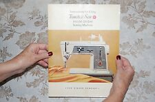 Complete Instructions Manual on CD for Singer 600, 600e Sewing Machines.