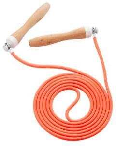 Taurus Speed Skipping Rope NEW Neon Peach - circuit training, boxing, etc