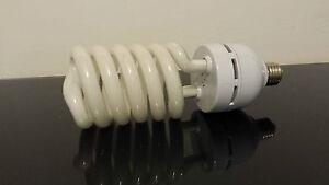LAMPADA SPIRALE 105W A RISPARMIO ENERGETICO E27 LUCE FREDDA 6500K
