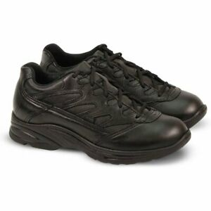 New Thorogood Mens Black Postal Sneakers Shoes USA Made USPS Certified 834-6931