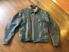 Vintage 1960s Buco J 25 Leather Motorcycle Jacket RARE