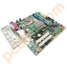 Lenovo 45C4802 Rev 0.3 Socket 775 SCHEDA MADRE CON BP