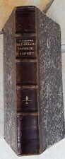 DICTIONNAIRE Universel du XIXè Siècle Dessins par M. Pierre LAROUSSE 1869 Tome 5