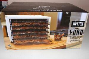 Weston 6 Tray Food Dehydrator Model# 75-0301-W