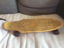 Penny Board (yellow board, vintage, original)