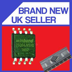WINBOND 25Q64JVSIQ SOP8 IC CHIP GENUINE / UK SELLER FAST POST