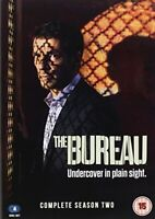 The Bureau: Complete Season 2 [DVD][Region 2]