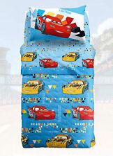Copriletto Trapuntato Cars Colors Azzurro Trapuntino Una Piazza Caleffi Disney
