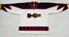 Mens XL Multicolor Canada Air-Knit by Sport Maska L/Sleeve Hockey Shirt preowned