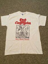 Dead Congregation - Only Ashes... Shirt Size L