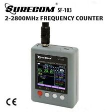 Surecom SF-103 2-2800MHz Frequency Counter Meter For Walkie Talkie 2-Way Radio