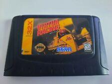 Virtua Racing Deluxe - Sega Mega Drive 32x, Genesis: Modul - Tolles Rennspiel
