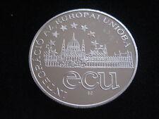 """MDS UNGARN 1000 FORINT 1995 """"INTEGRATION EUROPÄISCHE UNION"""", SILBER   #MD1,45"""