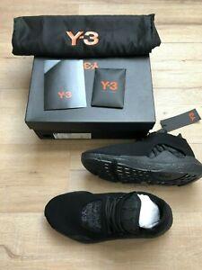 Y-3 Saikou Neu Gr. 10 44 2/3 AC7197 Y3 Schuhe schwarz