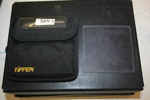 TIFFEN 4 x 4 SKY 1 Filter mit Schutztasche, gebraucht