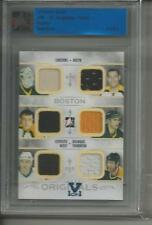 Cheevers Bucyk Espo Bourque Neely + ITG Ultimate Vault V1/1 on UM12 Originals