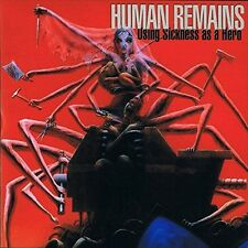 Using Sickness As A Hero - Human Remains (2015, Vinyl NEUF)
