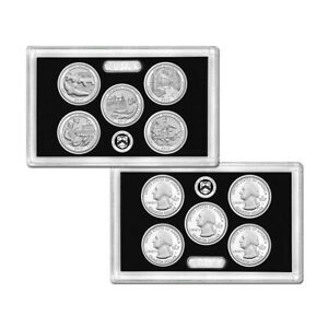2017-S Silver Quarter ATB Proof Set
