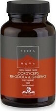 TerraNova Cordyceps Rhodiola and Ginseng 30G Powder