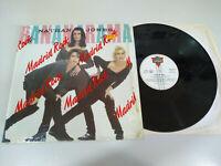"Bananarama Nathan Jones London 1988 - Maxi LP Vinilo 12"" VG/VG"