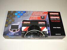 Carrera Digital132 + Digital 124 Driver Display 30353 New + Original Packaging