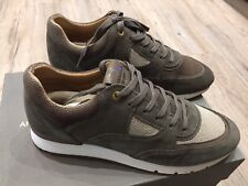 ANDROID HOMME BELTER 2.0 TAUPE BROWN SNEAKERS IT/FR/EU 44 UK 10 RRP £200