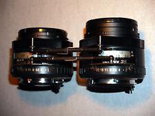 RBT 3D - X2II - Objektivpaar PENTAX 35mm (Stereo-Spiegelreflexsystem)