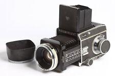Rolleiflex SL66 mit Carl Zeiss Planar 2,8/80
