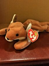 Ty beanie Babies Sly With Tags