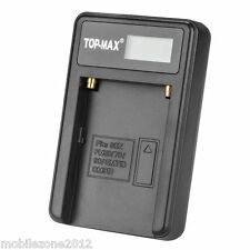 Camera battery charger BP-70A and USB cable Samsung TL105 TL110 TL205 CAMERAS